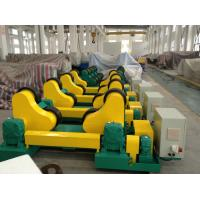 Wholesale 40T Self-aligned Welding Rotator With Polyurethane Roller / PU Wheel from china suppliers