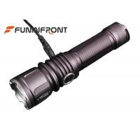 Wholesale 350LMs Zoom CREE XPE Q5 LED Flashlight Rechargeable for 200 Meters Long Shot from china suppliers