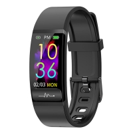 Buy cheap NRF52832 Chip Sport Smart Body Thermometer Bracelet For Men Women from wholesalers