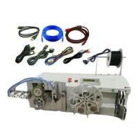 Buy cheap Programmable Wire Coil Binding Machine Cable Rewinding Cutting Machine from wholesalers