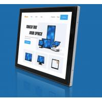 Buy cheap Outdoor PCAP Multi Touch LCD Monitor 1000 Nits IP65 22 Inch 1680x1050 Resolution from wholesalers