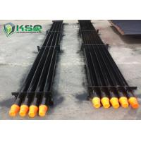 Buy cheap Grade S-135 Steel Dth Drill Rod Api Standard Friction Welded Drill Pipe Rock Drill Rods from wholesalers