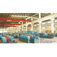 Buy cheap Steel tube mill line from wholesalers