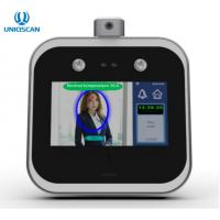Buy cheap Face Recognition 854 * 480 Body Temperature Measuring Device from wholesalers