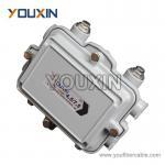 Buy cheap Indoor and Outdoor 2-3-4-6-8 way CATV splitter&tap from wholesalers