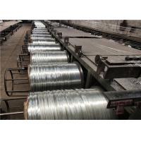 Buy cheap Electric Galvanized Low Carbon Steel Wire Making Machine For Construction from wholesalers