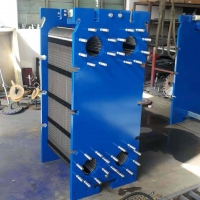 Buy cheap  Industrial Plate Heat Exchanger, Ship Plate Heat Exchanger Equipment          from wholesalers