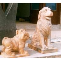 Wholesale Stone Carving, Marble Statue,Animal Sculptures Dog from china suppliers