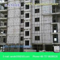 Buy cheap light weight precast concrete wall panels machine sandwich panel for prefab house from wholesalers