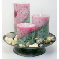 Wholesale OEM Jasmine Scented Candle Gift Sets for Home Dia 7cm from china suppliers