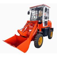 600kg small wheel loader ZL06F with CE certificate