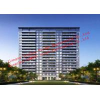 Buy cheap Architectural and Structural Engineering Designs High Level Office Steel Structure Building from wholesalers