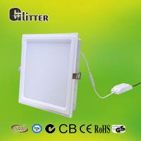 Buy cheap Low power consumption 40W 60x60 LED Flat Panel Light Square Warm white 3825 lm from wholesalers