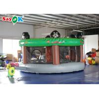 Buy cheap Commercial Inflatable Sports Games / Inflatable Human Whack A Mole from wholesalers