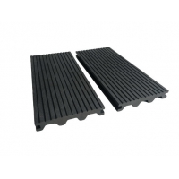 Buy cheap Brushing Exterior SGS 135mm 23mm WPC Solid Decking from wholesalers