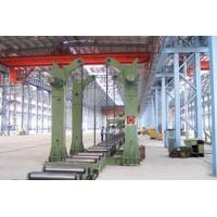 Buy cheap Tanks 360 Degree Overturning Rotator Chain Tilting Machine for H beam Productions Line from wholesalers