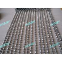 Buy cheap Brass Ball Chain Curtain from wholesalers