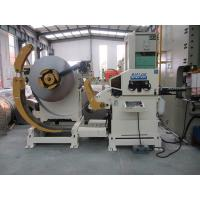 Buy cheap Stamping Automation Metal Sheet Straightening Machine Hardware Auto Parts Processing from wholesalers