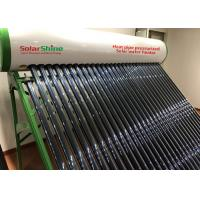 Wholesale Stainless Steel  Heat Pipe Solar Water Heater , Glass Tube Solar Water Heater from china suppliers