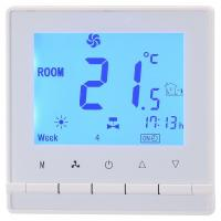 Buy cheap AC330 Internet Smart Wifi Room Thermostat  for underflooring heating from wholesalers