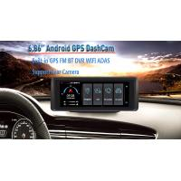 Buy cheap Android 5.0 In Dash Navigation System 6.86 Inches1280 × RGB × 480 Screen from wholesalers