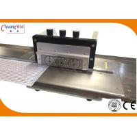 Buy cheap 1.5 M / 2.4 M Platform PCB Depaneling Machine For Multi Slitter PCB Separator from wholesalers