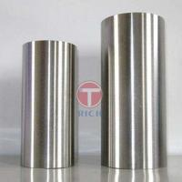 Buy cheap Titanium / Titanium Alloy Structural Steel Pipe Bars Billets High Strength from wholesalers