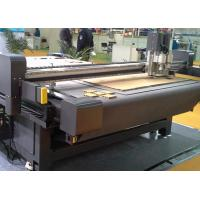 Buy cheap Hand Made Box Short Run Production Paper CNC Cutting Machine for Sample Maker from wholesalers