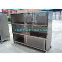 Buy cheap Stainless Steel 304 SMT Stencil Printer Trolley Customized For Led Aseembly Line from wholesalers