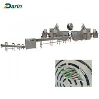 Buy cheap Single-screw dog food production machine/ pet treats making plant from wholesalers