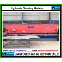 Buy cheap Hydraulic Guillotine Plate Shearing Machine product