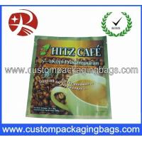Buy cheap 250g Pure Aluminum Foil Plastic Coffee Packaging Bags with Stand up from wholesalers