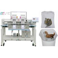 Buy cheap double Head multi Needle Computerized Embroidery Machine for Uniform / Robes from wholesalers