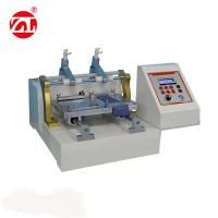 Buy cheap Friction Color Fastness Leather Testing Machine For Leather Shoes 220V 50hz from wholesalers