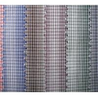 Buy cheap Yarn Dyed Cotton Fabric Checks Pattern Top Sell from wholesalers