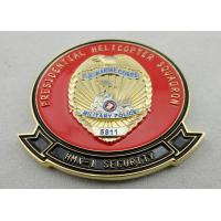 Two Tons Plating 3D Copper / Zinc Alloy / Pewter US Marine Corps Coin for Commemorative, Corps, Club for sale