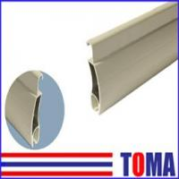 Wholesale 32mm Extruded Double Layer Roller Shutter Slat from china suppliers