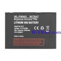 Wholesale Netgear Aircard 770S Wireless Router Battery 2500031,W-5 from china suppliers