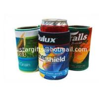 Wholesale 4mm Insulated Stubby Neoprene Can Cooler Base For 310ml - 330ml Can / Beer from china suppliers