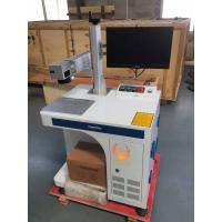 Wholesale fiber laser marking machine, color laser marking machine, phone case laser marking machine from china suppliers