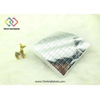 Buy cheap Silver Logo Printing Hologram Security Stickers 7d Hologram Sticker Labels With Uv Ink from wholesalers