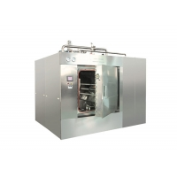 Buy cheap Hinge Pass Through Door Class b Steam Sterilizer With Touch Screen , PLC And Printer from wholesalers