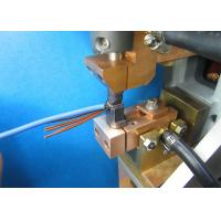 Buy cheap Electric Motor Stator Lead Wire Tube Automatic Fusing Machine ISO / SGS  Audit from wholesalers