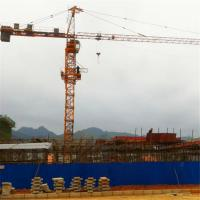 Buy cheap QTZ125-6015 Construction Building Equipment Topkit Tower Crane From China from wholesalers