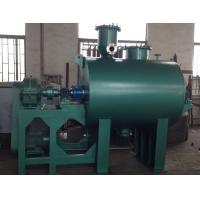 Wholesale 5000 Litre Vacuum Drying Equipment Harrow Dryer Stirring Rod With Heating Jacket from china suppliers