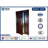 China High Hardness Fire Safe Garage Entry Door With (400±40)Kg/M³ Perlite Board on sale