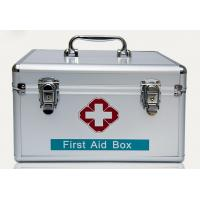 Wholesale Custom Portable Aluminum Emergency First Aid Kits For Hospital / Family from china suppliers