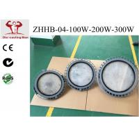 100 - 300W LED High Bay light Housing Aluminium  IP66 for industrial Area NEW item Manufactures