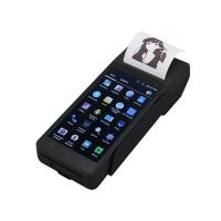 Buy cheap FP605 Android Handheld POS Machine, POS Terminal with Printer for E-wallet Application top up Bus Ticket Printer from wholesalers