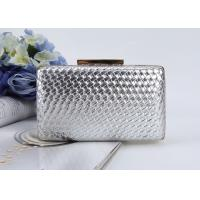 Wholesale Leather Evening Clutches Handbag Bridal Purse Party Bags For Prom Cocktail Wedding from china suppliers